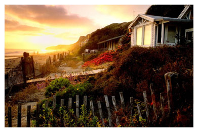 Image Courtesy of Crystal Cove Cottages