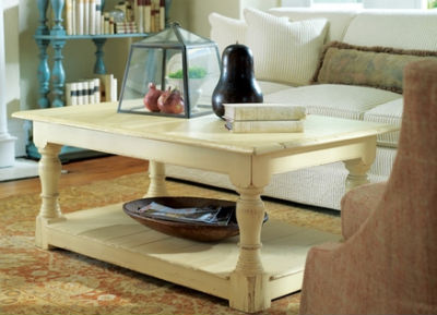 Coffee Table DisplaysCottage and Bungalow