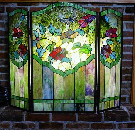 Stained Glass Halloween
