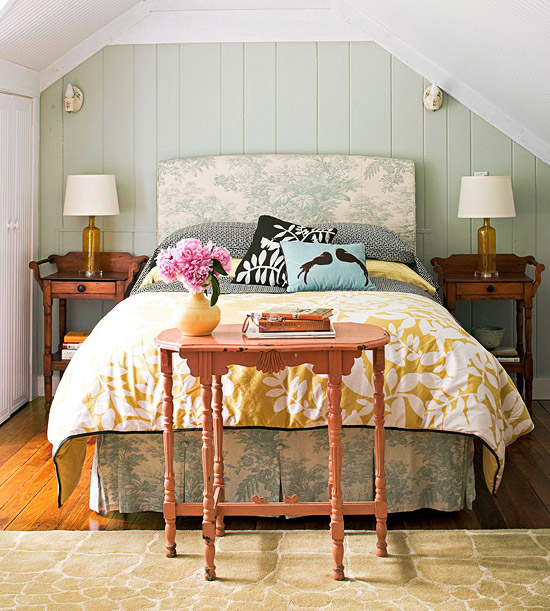 Tips for Creating a Cottage Style Bedroom | Cottage and Bungalow