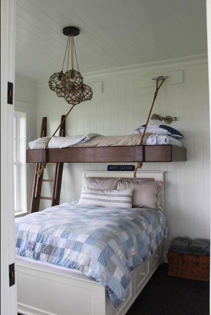 Great Nautical Style With Cleats Cottage Amp Bungalow