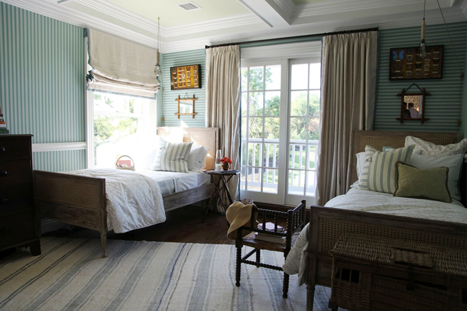 Guest Room Inspiration: Design Inspiration From The Hampton Designer Showhouse
