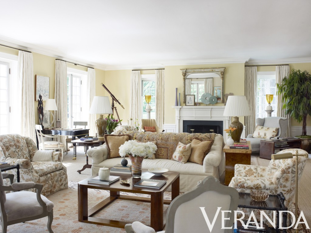 A Comfortable And Inviting Home Designed By Bunny Williams