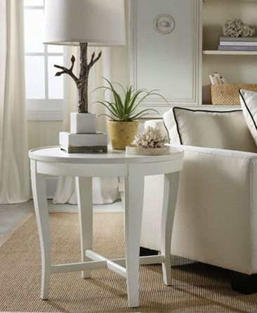 Cottage U0026 Bungalow Santa Rosa End Table