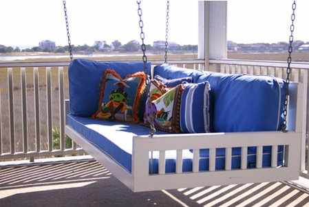 Cottage & Bungalow Cottage Bedswing
