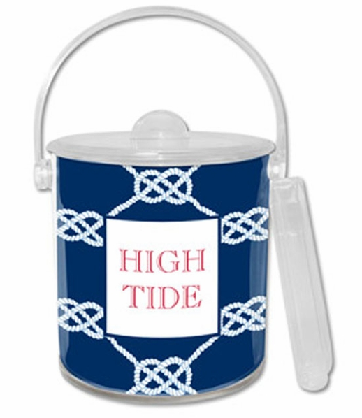Nautical Ice Bucket