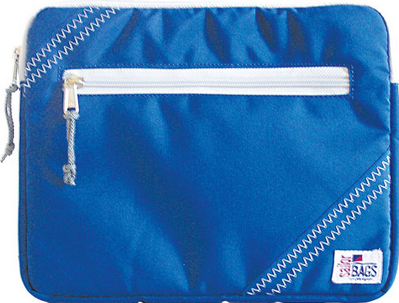 sailcloth iPad sleeve