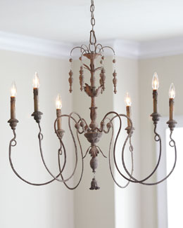 How To: Hang a Chandelier