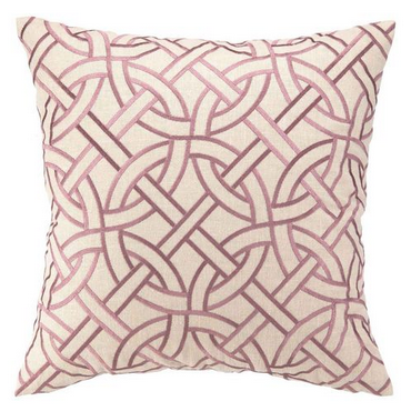 radiant orchid pillow