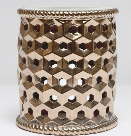 Contemporary Accent Tables For Coastal Homes