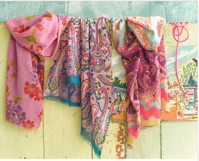 scarves for summers at the beach