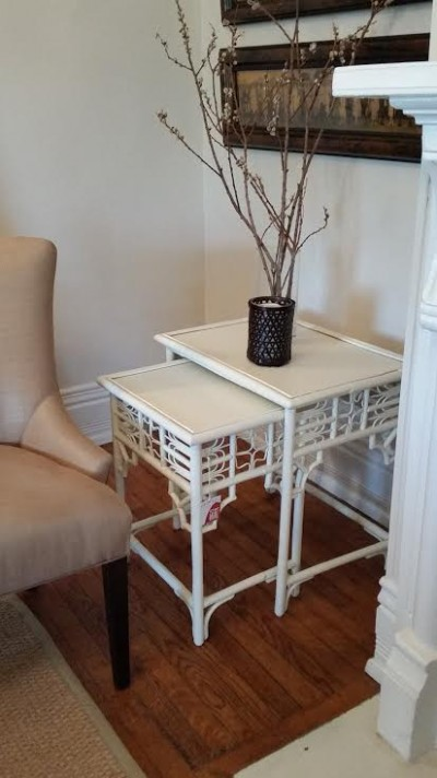 Indochine side table